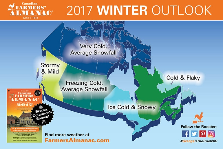 Canadian Winter Weather Outlook
