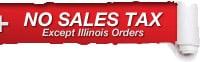 Tax-Free Snow Blowers Dealer - Excludes Illinois