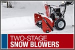 Top-Rated & Best-Selling Two-Stage Snowblowers