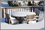 How to Clear Snow From Steps, Decks, & Porches