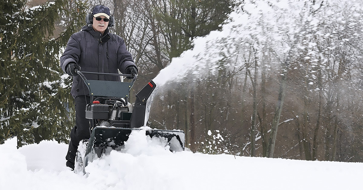 Best Snow Removal Tools for Seniors