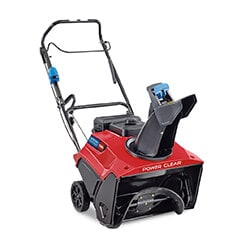 Single-Stage Toro Snow Blowers