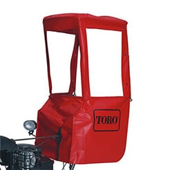Cabs Toro Snow Blowers