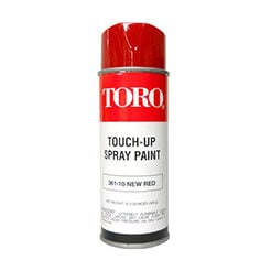 Spray Paint Toro Snow Blowers