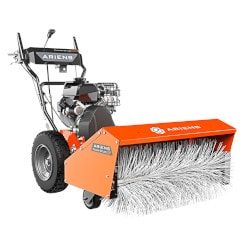 Power Brushes Snow Blowers