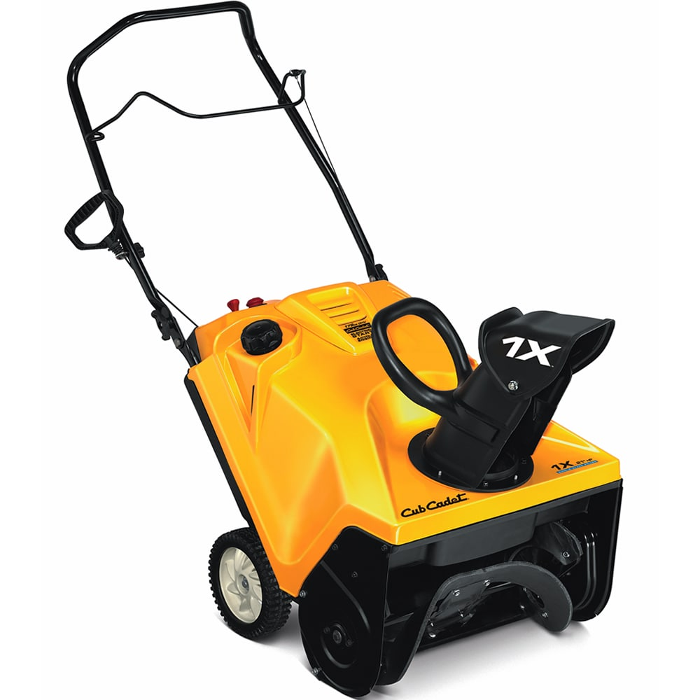 Top Rated Single-Stage Snowblower