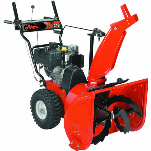 "Ariens Prosumer Two-Stage (24"") 8-HP Snow Blower"