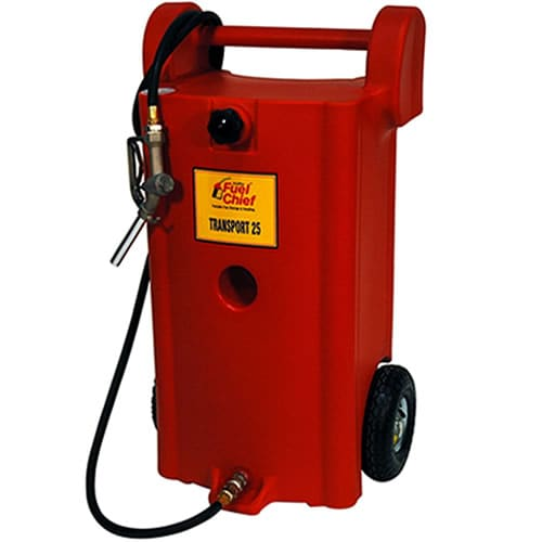 JohnDow Fuel Chief� 25-Gallon Poly Gas Caddy