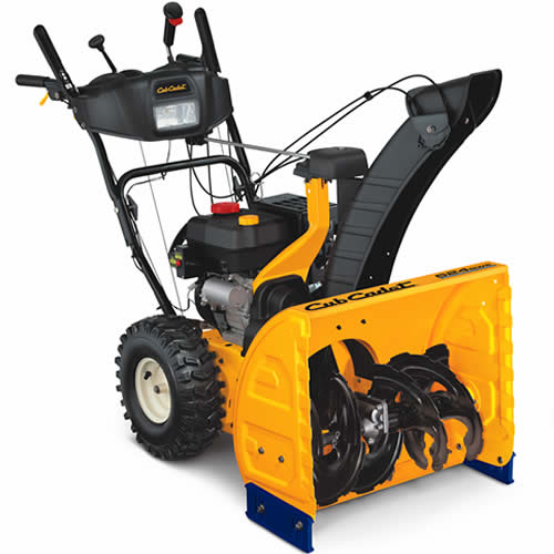 "Cub Cadet (24"") 208cc Two Stage Snow Blower w/ Power Steering"