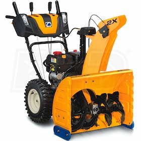 "Cub Cadet 2X (26"") 243cc Two-Stage Snow Blower"
