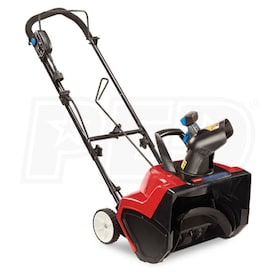 "Toro 1800 Power Curve® Electric (18"") 15-Amp Snow Blower"