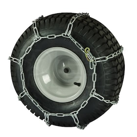 "Peerless Lawn Tractor Rear Tire Chains (20"" x 8"")"