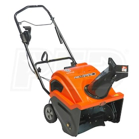 "Ariens Path-Pro SS21EC (21"") 208cc Single-Stage Snow Blower w/ Electric Start & Handlebar Mounted Chute Control"