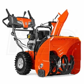 "Husqvarna ST224 (24"") 208cc Two-Stage Snow Blower"