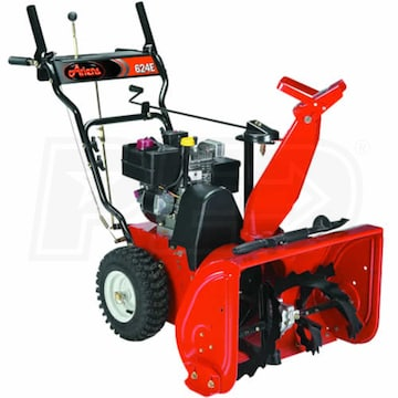 Ariens Snow Blowers For Sale >> Ariens 624e Consumer Two Stage 24 6 Hp Snow Blower