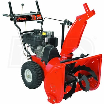 Ariens Snow Blowers For Sale >> Ariens 824e Prosumer Two Stage 24 8 Hp Snow Blower