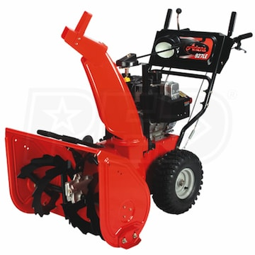 Ariens Snow Blowers For Sale >> Ariens 927le Prosumer Two Stage 27 9 Hp Snow Blower