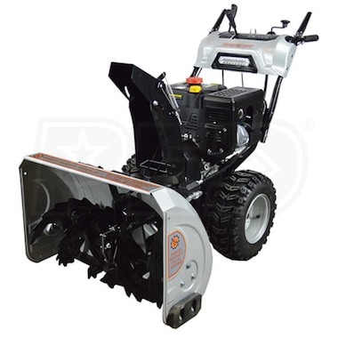 "Dirty Hand Tools (30"") 302cc Two-Stage Snow Blower"