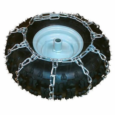 "Peerless 13"" x 4"" Snow Blower Tire Chains For Ariens Snow Blowers"