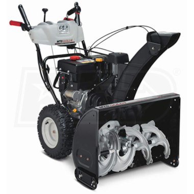 "MTD Gold (28"") 357cc Two-Stage Snow Blower"