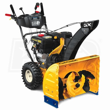 "Cub Cadet 3X (26"") 357cc Three-Stage Snow Blower"