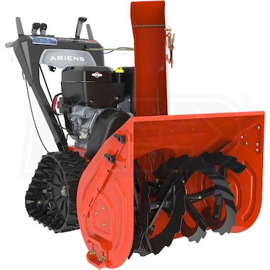 "Ariens Professional RapidTrak (28"") 420cc Two-Stage Snow Blower"