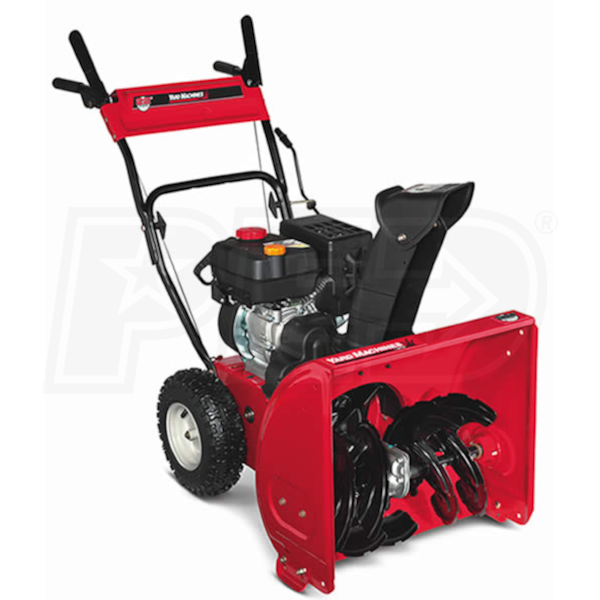 Atv Snow Blower Kits : Mtd yard machines a bd quot cc two stage snow blower
