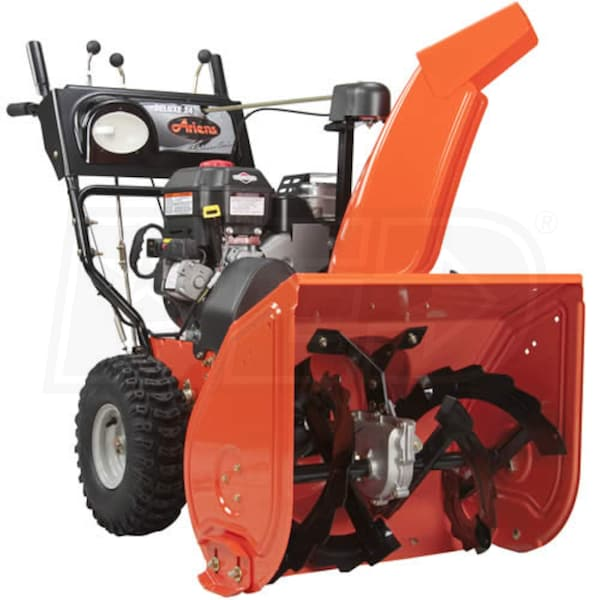 Atv Snow Blower Kits : Ariens sd platinum st dle quot cc stage snow
