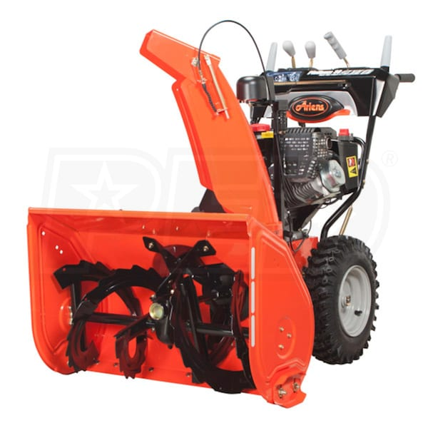 Atv Snow Blower Kits : Ariens platinum sho quot cc two stage snow