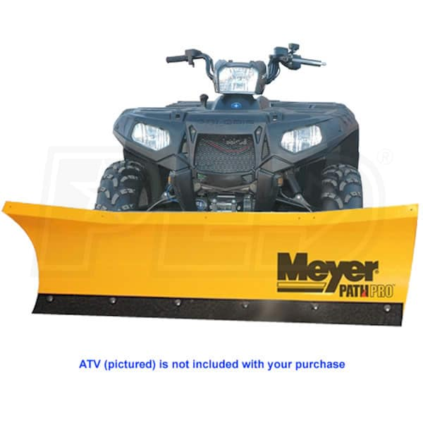 Atv Snow Blower Kits : Meyer products path pro quot commercial atv